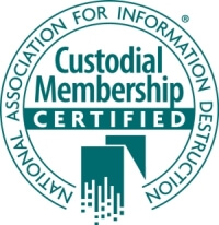 Tronitech becomes NAID's first Certified Custodial Member